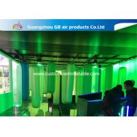 China Air Tight Colorfull Inflatable Holiday Decorations Column For Activity on sale