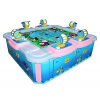 Best 6 Players FEC Games Magic Fishing Hunter Fun Safety Coin Operated System wholesale