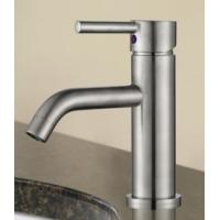 China Easy Installation Bathroom Modern Sink Faucet With Three Years Guarantee on sale