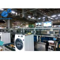 Best Automatic Washing Machine Assembly Line Accurate Stable Conveying Speed wholesale