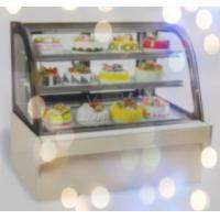Best White Commercial Display Refrigerator Case , R134a Refrigerated Deli Case wholesale