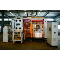 Best Metal Zinc Alloy Low Pressure Die Casting Machine For Pipe Fittings / Brass Alloy Parts wholesale
