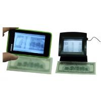 China LCD screen Counterfeit Bill Detector For Banks , counterfeit bill checker wholesale