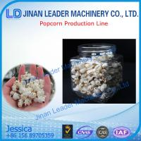 Buy cheap 2015 new Popcorn production line made from wholesalers