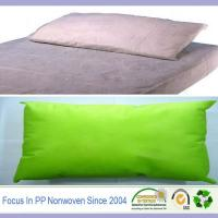 China wholesale fabric suppliers Neck pillow case on sale