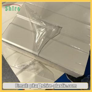 Durable Transparent Protective Film , EPS Sandwich Wall Paint Protection Film