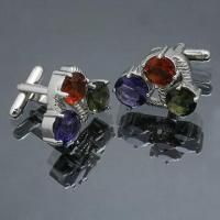 Best Cuff Links, Made of Brass, Available in Various Styles wholesale