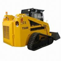 Best Skid Steer Loader, Equipped with Deutz Engine, 100Hp Power, Rubber Track, Hydraulic Control System wholesale