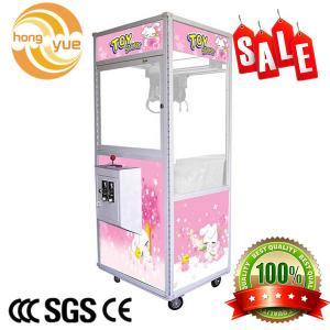 Best claw crane game/ gift toy catching machine/claw crane toy vending machines for sale wholesale