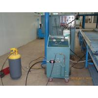 Self Purging Valve Commercial Refrigerant Recovery Machine for CFC / HCFC / HFC