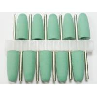 China Colorful Dental Abrasive Silicone Rubber Silicone Polishing Tool For Cleaning on sale