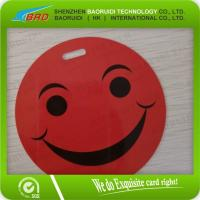 Best PVC new design 3D luggage tag wholesale