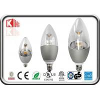 Best 3.5w E14 twist candle led filament bulb, CE/SAA approval led filament lamp Chandelier wholesale