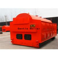 China 80% Thermal Efficiency Wood Steam Boiler For Drying Cleaning Simple Installation on sale