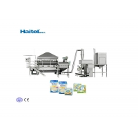 24000kg/8h 15kw 380V Baby Food Processing Equipment