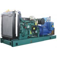 Best 400kw Volvo  diesel generator set   500kva diesel generator set  open type  factory price wholesale