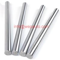 Buy cheap bearing steel SUJ2 chrome plated bars high hardness from wholesalers