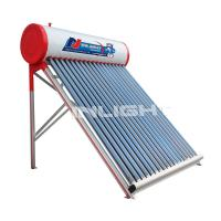200L Color steel tank with Alunimium support solar energy water heater