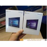 China International Product OEM Key Windows 10 Pro Retail Box Software For PC / Tablet on sale