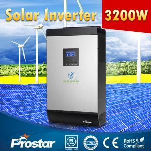 Buy cheap Prostar PowerSolar 48V 4KVA 3200 watt off grid inverter for solar electricity from wholesalers