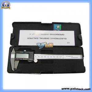 China 6 Inch LCD Digital Vernier Caliper/Micrometer Guage -J04433 on sale