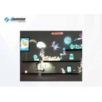 Best Indoor Playground 3D AR Interactive Projector Games Wall Projection Balls 23pcs Games For Children wholesale