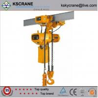 Buy cheap Single Phase 1ton Electric Chain Hoist from wholesalers