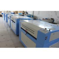 Best Linear Guide Rail CO2 Laser Engraving Machine For Leather / Paper / Plastic / Acrylic wholesale
