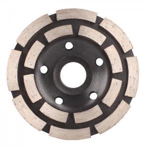 Best Turbo Row Diamond Grinding Wheel , 4 Inch ~ 9 Inch Diamond Cutting Blades for Concrete wholesale