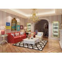 Best Colorful Romantic Oriental Style Wallpaper Removable For House Decoration wholesale