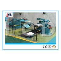 Best 3.5 Ton steel coil cut to length line 18m / min working speed with sheet straightening wholesale