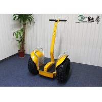 Best Outdoor Sport Standing 2 Wheel Self Balancing Scooter 72V Steady Running Mobility wholesale