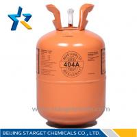 China R404a Purity 99.8% Odorless & Colorless R404a Refrigerant replacement for R-502 on sale
