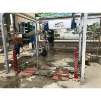 China 0.75kwh Per Car Touchless Car Wash Equipment on sale