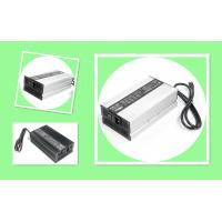 China 72V 6A smart LiFePO4 battery charger max 87.6V CC CV automatic charging on sale