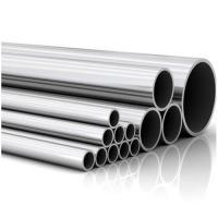 China SS304 or 316L Hygienic Sanitary Steel Tubes for Hygienic Pipeline Systems on sale