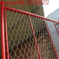 China stainless steel metal rope mesh/Hand Woven/Knotted Stainless Steel Wire Rope/Cable Mesh /Steel Wire Rope Woven Mesh on sale