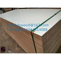 China MDF sheet price on sale