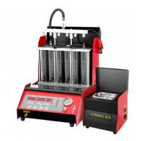 China HO-6C fuel injector diagnostic and cleaning machine for all cars on sale