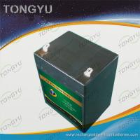 Best LED Outside Advertising Light 12V LiFePO4 Battery 5.0Ah With 3000 Cycles Life wholesale