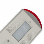 Best Aluminum Material All In One Solar Led Street Light Wind Hybrid System 80 Watt wholesale