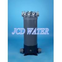 """Best 30"""" GRP / FRP Cartridge Water Filter Housing For Water Purification wholesale"""