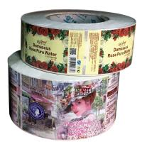 Best Self Adhesive Personalised Sticky Labels Vinyl Material Glossy Lamination wholesale