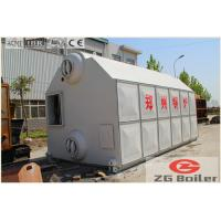 Buy cheap SZL Shop Assembly Water Tube Shell Biomass Fired Boiler from wholesalers