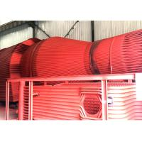 China Dust Removal Cyclone Separator In Boiler Drum , Steam Separator In Boiler on sale