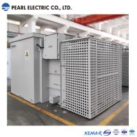 Best 2400 kva 35 kv Padmounted transformer for Photovoltaic power generation wholesale