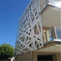 Best Color Painted Powder Coated Aluminum Perforated Wall Panels for cladding or partition wholesale