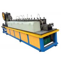 China 27mm Wide Light Steel Keel Roll Forming Machine , Drawer Slide Rail Roll Forming Machine on sale