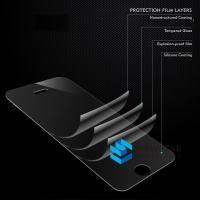 China Premium Real Tempered Glass Screen Protector Guard for iPhone wholesale
