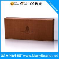 Best China New Product High Quality Leather Hotelware wholesale